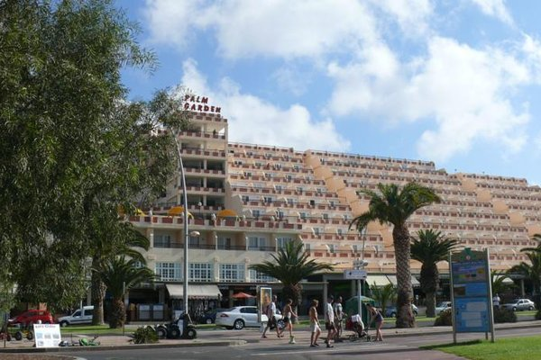 Apartamentos Palm Garden - фото 21