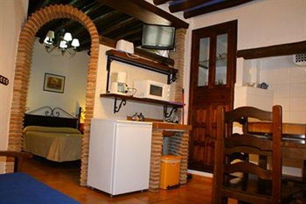 Hotel Rural Huerta del Laurel - фото 10