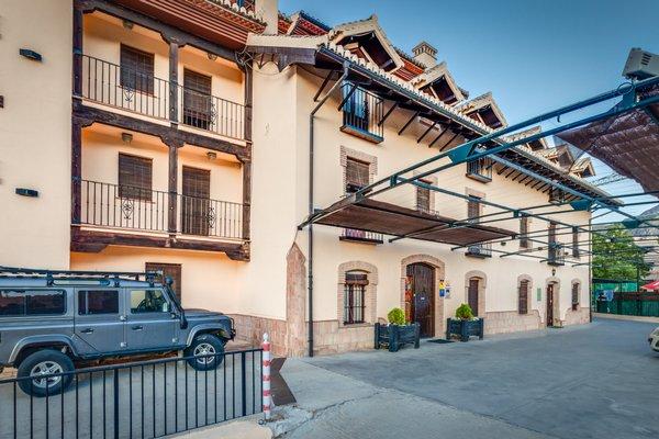 Hotel Rural Huerta del Laurel - фото 22