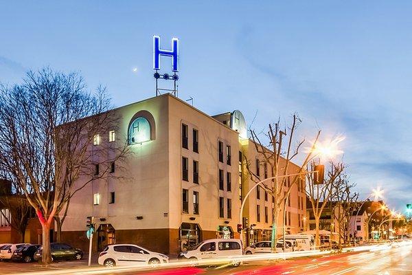 Hotel HC*** Mollet Barcelona - фото 22