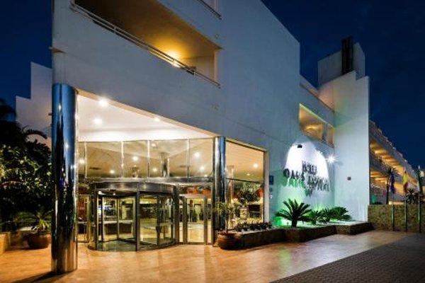 Hotel Best Oasis Tropical - фото 10