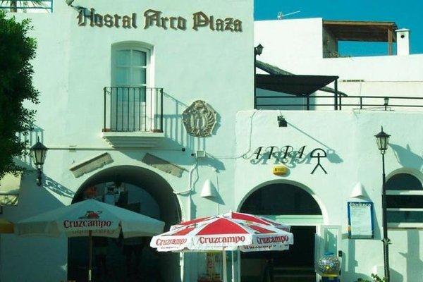 Hostal Arco Plaza - фото 19