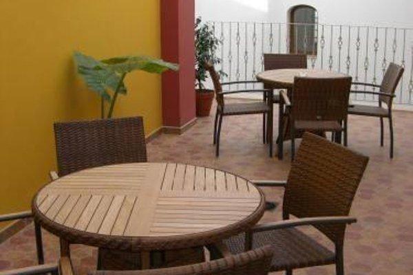 Hotel Plaza Escribano - фото 16