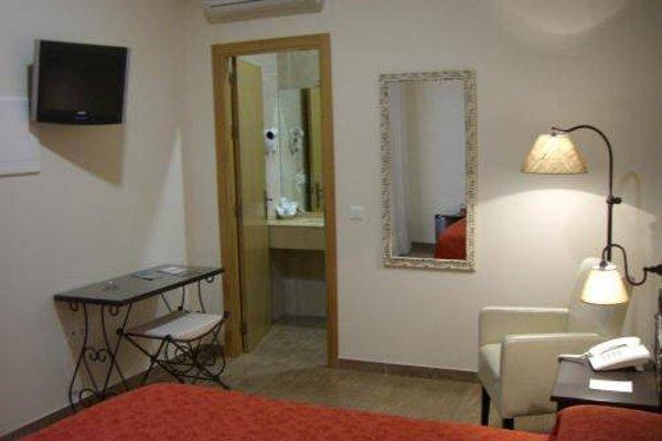 Hotel Plaza Escribano - фото 3