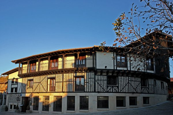 Hotel Spa Villa de Mogarraz - фото 22