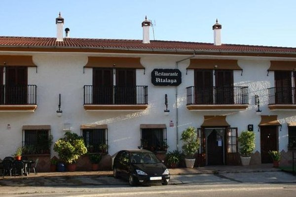 Hostal Atalaya - фото 16