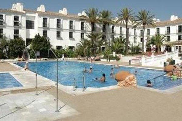 Hacienda Puerta del Sol - фото 21