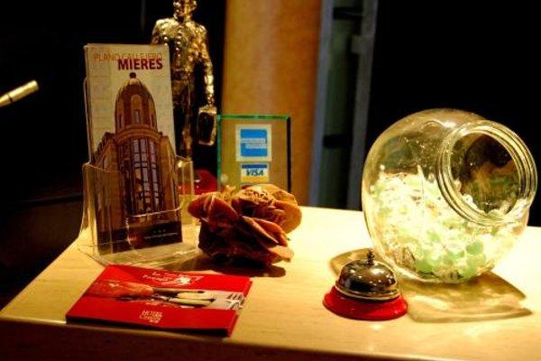Hotel Mieres del Camino - фото 15