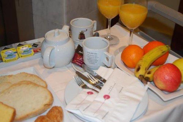Hotel Mieres del Camino - фото 9