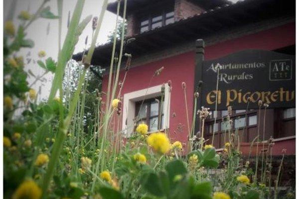 Apartamentos Rurales El Picoretu - фото 43