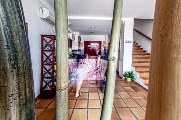 Hotel Albaida Nature - фото 15