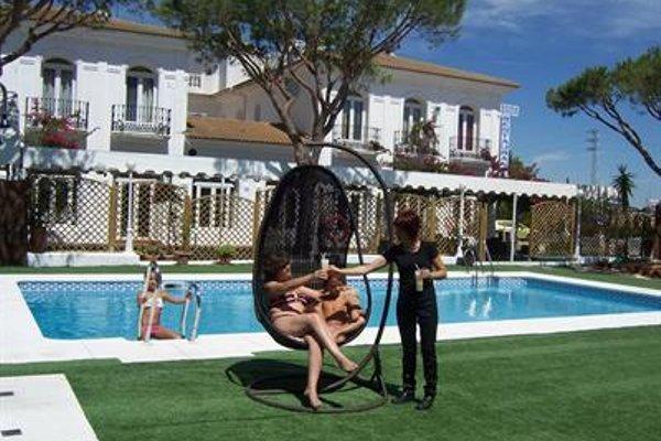Hotel Albaida Nature - фото 21