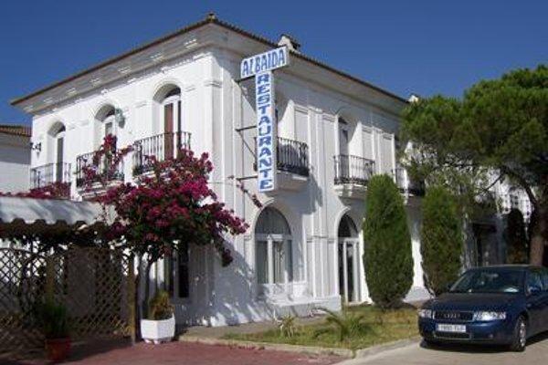 Hotel Albaida Nature - фото 23
