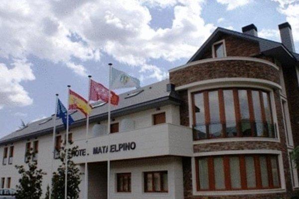 Hotel Mataelpino - фото 10