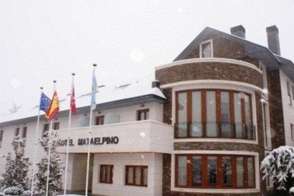Hotel Mataelpino - фото 9
