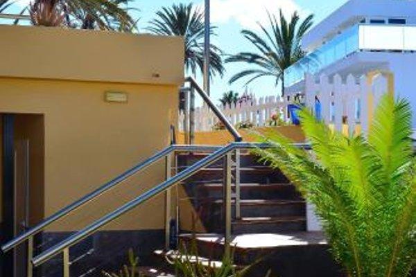 Apartamentos Oasis Maspalomas - фото 22