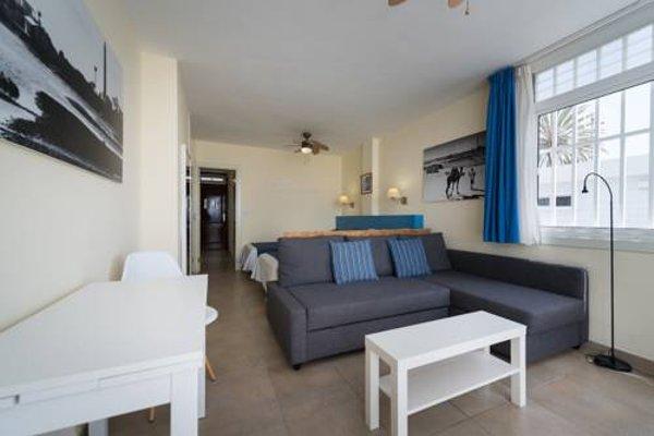 Apartamentos El Capricho - фото 11