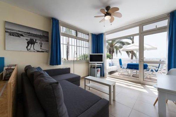 Apartamentos El Capricho - фото 9