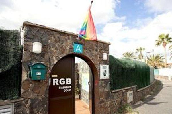 Rainbow Golf Bungalows, Gay Men-only Resort - фото 17