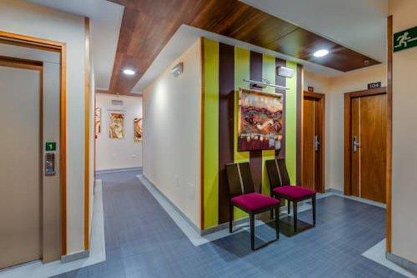 Hotel Ciudad de Martos - фото 13