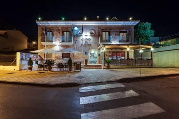 Hotel Ciudad de Martos - фото 16