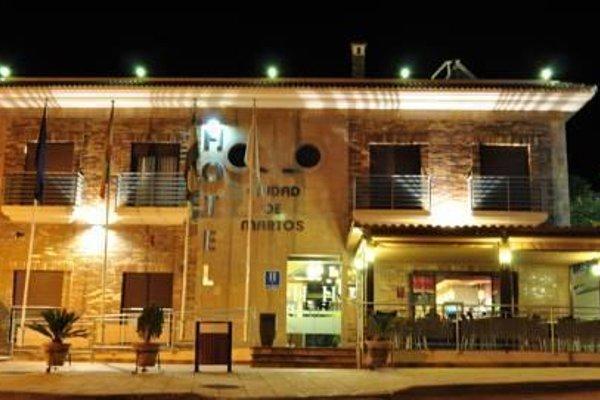 Hotel Ciudad de Martos - фото 17