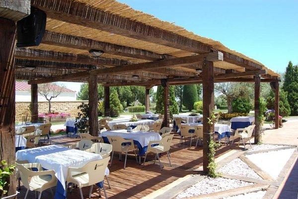 Hotel Cuatro Calzadas - фото 11