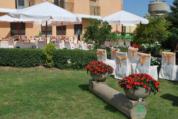 Hotel Cuatro Calzadas - фото 13