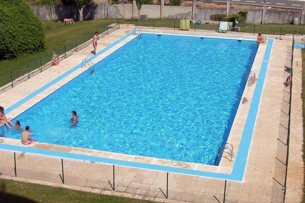 Hotel Cuatro Calzadas - фото 14