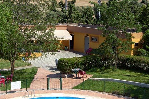 Hotel Cuatro Calzadas - фото 17
