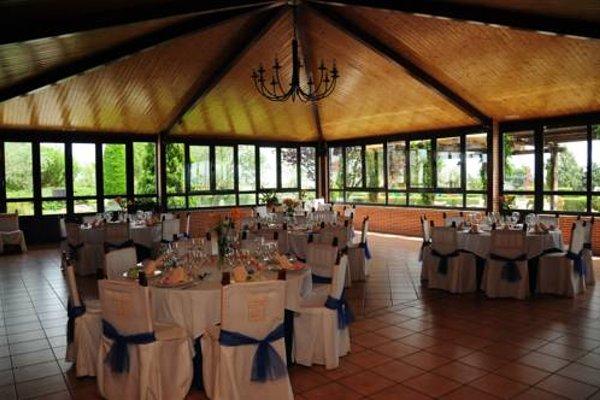 Hotel Cuatro Calzadas - фото 5