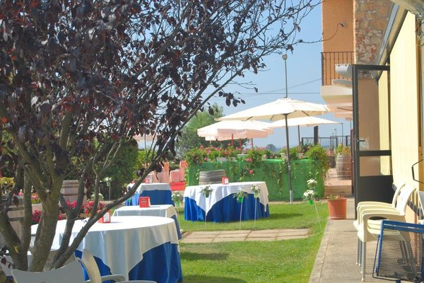 Hotel Cuatro Calzadas - фото 7