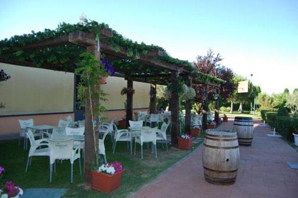 Hotel Cuatro Calzadas - фото 9