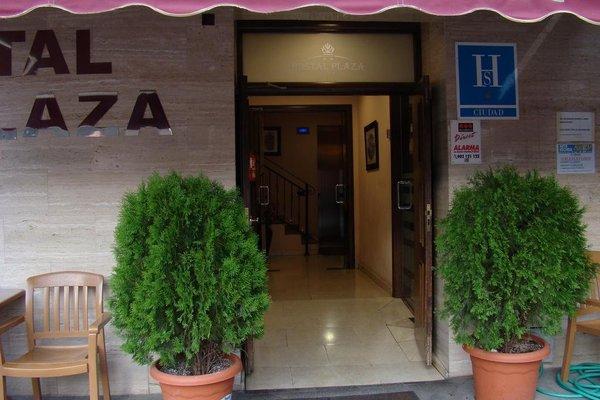 Hostal Plaza - фото 3
