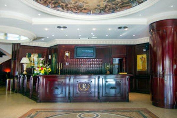 Park Plaza Suites Hotel - 14