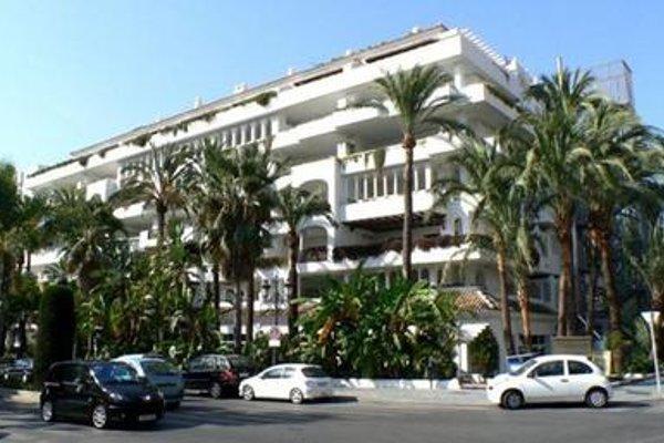 Aparthotel Monarque Sultan Lujo - фото 22