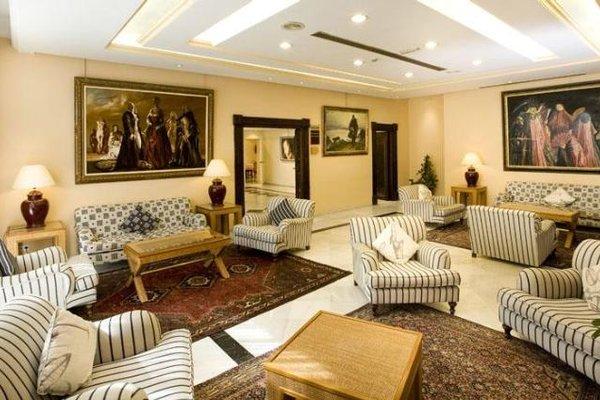 Aparthotel Monarque Sultan Lujo - фото 4