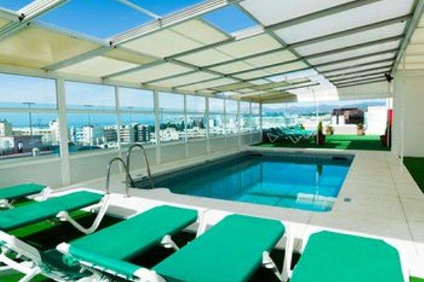Hotel Monarque El Rodeo - фото 16