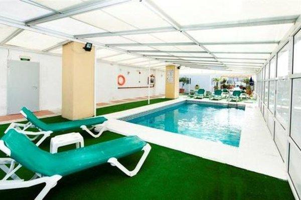 Hotel Monarque El Rodeo - фото 17