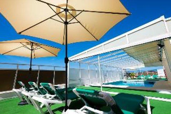 Hotel Monarque El Rodeo - фото 19