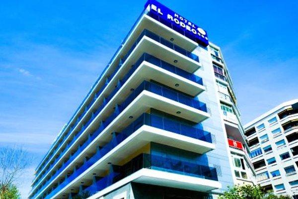 Hotel Monarque El Rodeo - фото 22
