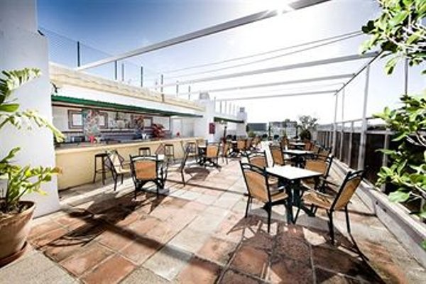 Hotel Monarque El Rodeo - фото 7
