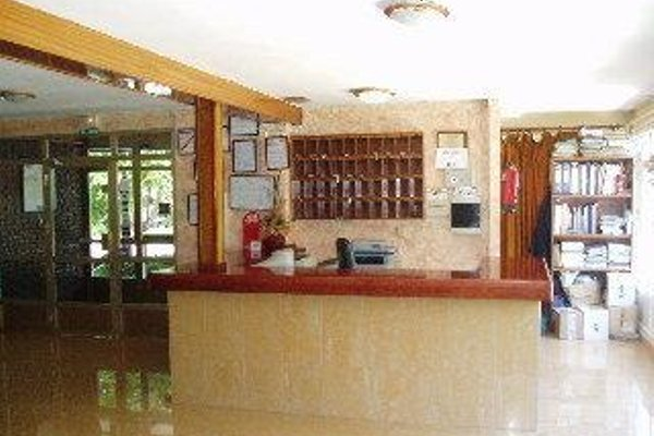 Hotel Manzanares - фото 13