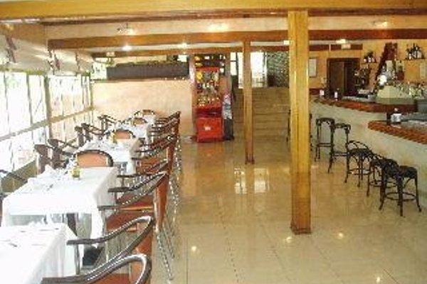 Hotel Manzanares - фото 14