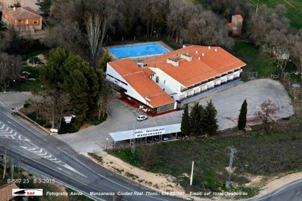 Hotel Manzanares - фото 23
