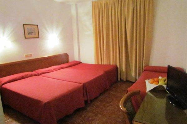 Complejo Hotelero Saga - фото 20
