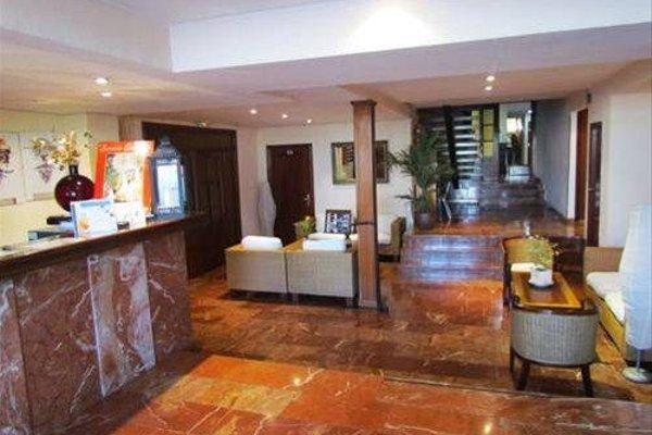 Complejo Hotelero Saga - фото 10