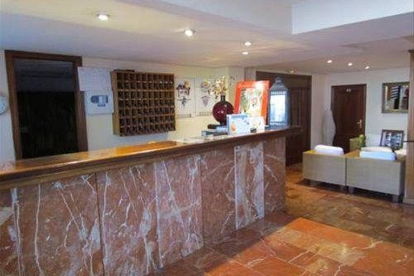 Complejo Hotelero Saga - фото 15