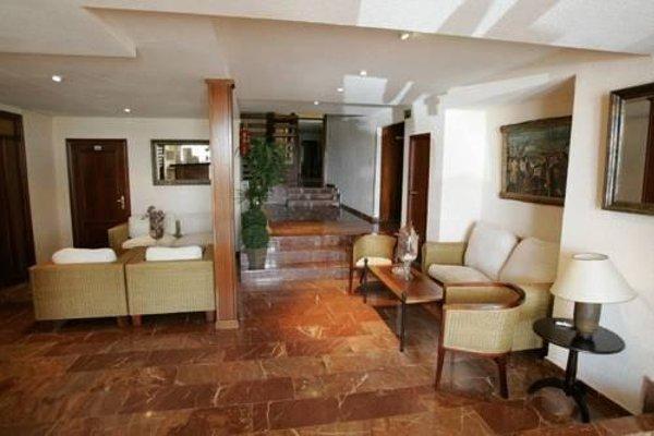 Complejo Hotelero Saga - фото 16