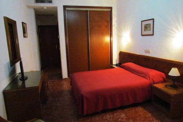 Complejo Hotelero Saga - фото 5